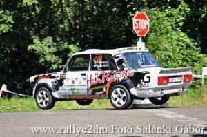 Baranya Kupa 2016 Rallye2 Salánki Gábor_544