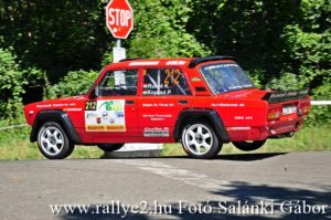 Baranya Kupa 2016 Rallye2 Salánki Gábor_547