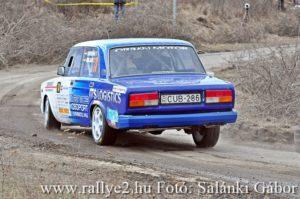 Bodogán Ferenc: Egy ORC-s futam felér két Rallye2-essel