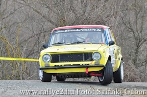 Váratlanul jól sikerült az Eger Rallye