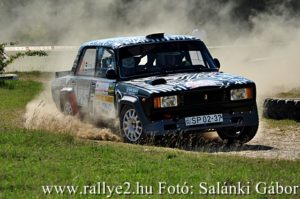 Iseum Rallye 2016 Rallye2 Salánki Gábor_201