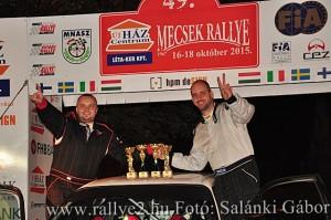 Mecsek Rallye 2015 Rallye2 Salánki Gábor_260