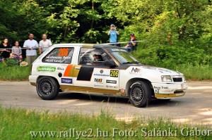 Székesfehérvár Rallye 2015.06.14 Rallye2 Salánki Gábor_020