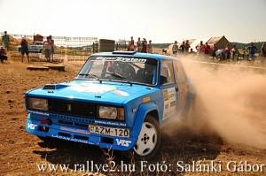 Veszprém Rallye 2015 Rallye2 Salánki Gábor_247