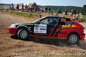 Veszprém Rallye 2015 Rallye2 Salánki Gábor_300