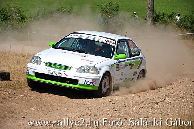 Veszprém Rallye 2015 Rallye2 Salánki Gábor_331