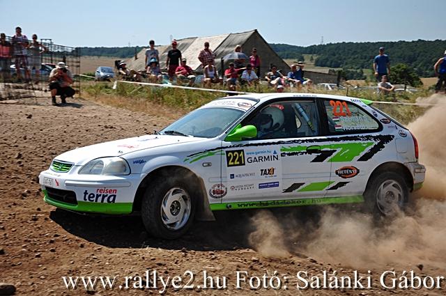 Veszprém Rallye 2015 Rallye2 Salánki Gábor_332