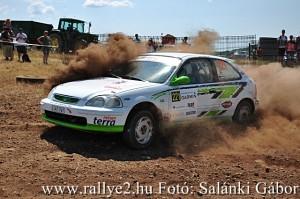 Veszprém Rallye 2015 Rallye2 Salánki Gábor_335