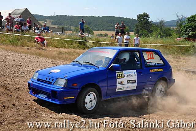 Veszprém Rallye 2015 Rallye2 Salánki Gábor_342