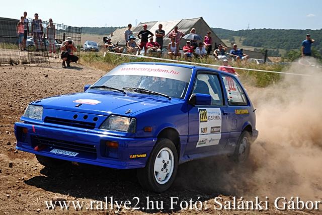 Veszprém Rallye 2015 Rallye2 Salánki Gábor_344