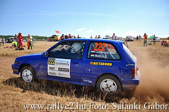 Veszprém Rallye 2015 Rallye2 Salánki Gábor_346