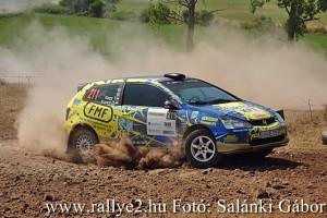 Veszprém Rallye 2015 Rallye2 Salánki Gábor_458