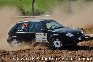 Veszprém Rallye 2015 Rallye2 Salánki Gábor_491