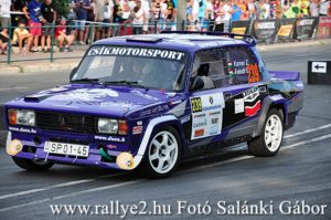Veszprém Rallye 2016 Rallye2 Salánki Gábor_039