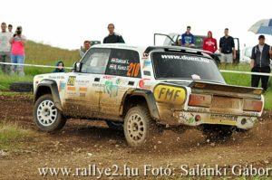Veszprém Rallye 2016 Rallye2 Salánki Gábor_057
