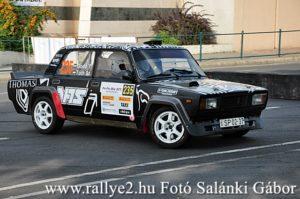 Veszprém Rallye 2016 Rallye2 Salánki Gábor_058