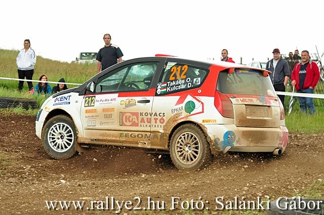 Veszprém Rallye 2016 Rallye2 Salánki Gábor_069