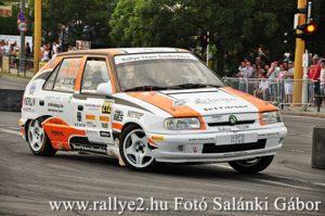Veszprém Rallye 2016 Rallye2 Salánki Gábor_193