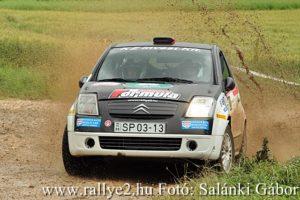 Veszprém Rallye 2016 Rallye2 Salánki Gábor_229