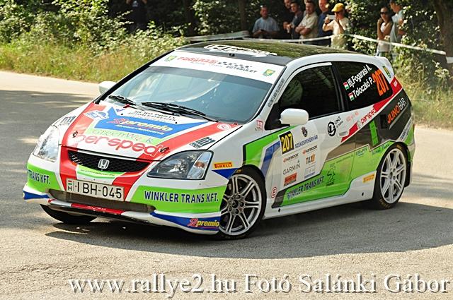Veszprém Rallye 2016 Rallye2 Salánki Gábor_355