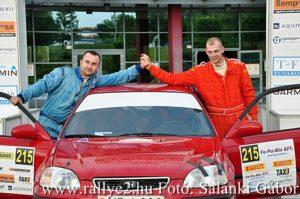 Veszprém Rallye 2016 Rallye2 Salánki Gábor_441