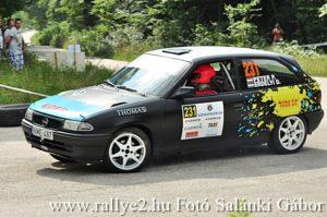 Veszprém Rallye 2016 Rallye2 Salánki Gábor_476