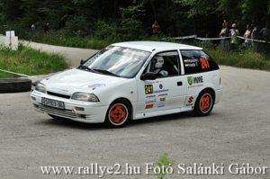 Veszprém Rallye 2016 Rallye2 Salánki Gábor_511