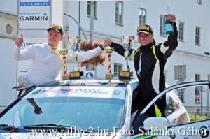 Veszprém Rallye 2016 Rallye2 Salánki Gábor_732