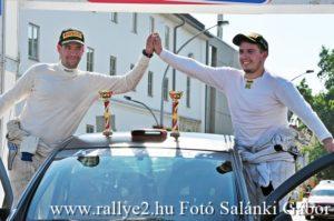 Veszprém Rallye 2016 Rallye2 Salánki Gábor_740