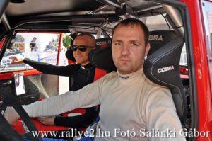 Veszprém Rallye 2016 Rallye2 Salánki Gábor_765