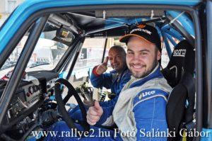 Veszprém Rallye 2016 Rallye2 Salánki Gábor_780