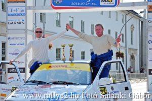 Veszprém Rallye 2016 Rallye2 Salánki Gábor_787
