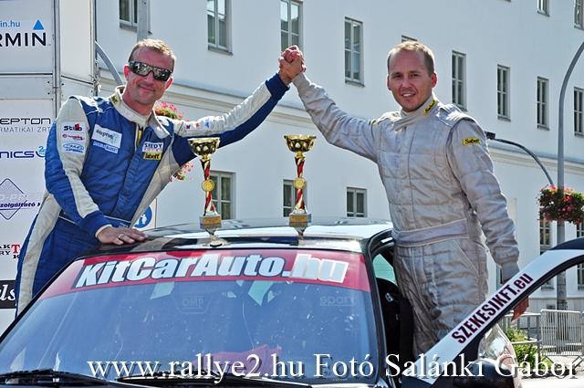 Veszprém Rallye 2016 Rallye2 Salánki Gábor_790