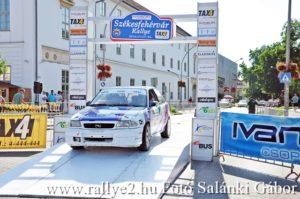 Veszprém Rallye 2016 Rallye2 Salánki Gábor_814